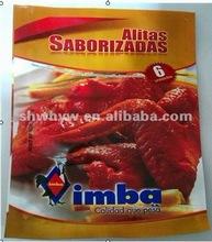 aluminium bags for food chicken bag food packaging nylon bag