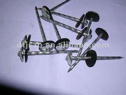 Umbrella Head Roofing Nail (Factory)