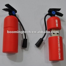 Fire Hydrant Cabinet shape PVC USB 2.0 8GB