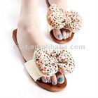 2012!!Stars&Bow Ladies' flats/flats slippers/sandals XT-SF09
