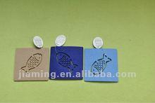 fish pattern felt cup mat/coaster crafts