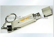 New style promotional 8GB bottle opener keychain USB