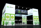 Outdoor exhibition booth