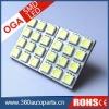Super bright Car LED 24 SMD 5050
