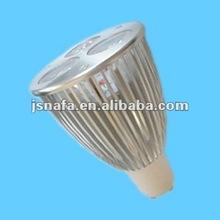 GU10 3*2W high power led bulb