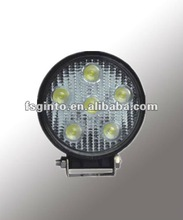 18W auto led lights/led worklight