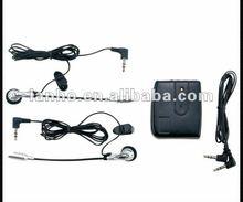 Universal Motorbike Motorcycle Helmet Intercom Headset FOR Ipod MP3 New