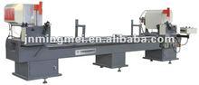 Double Mitre saw for PVC profile window door LJZ2-450*3700