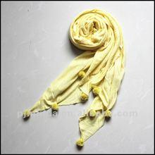 2012 new design leisure fashion wool scarf tonglu