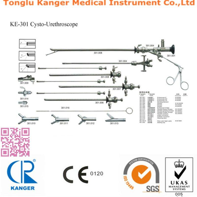Instrumentos quirúrgicos de cystoscope