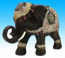 Home decoration resin elephant sculpture