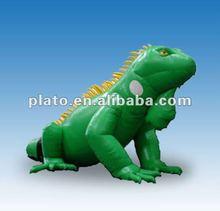 Inflatable Iguana