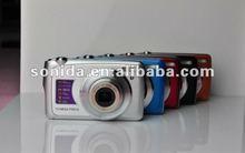 2012 New Digital Camera 15.0 mega pixels digital camera S&D-OJ
