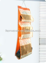 2012 newest non woven fabric cloest hanging bag