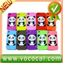 Animal Design Panda Case for iPhone 4 4S