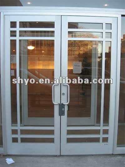 Puertas Aluminio Exterior Aluminio Francés Puertas
