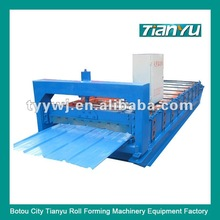 TY15-225-900 Large scale Automatic concrete color floor and roof tile making machine