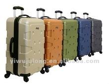ABS rugged luggage
