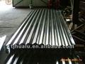 Galvanizado acanalado de acero placa de/para hoja de material para techos, las paredes, con 30/80/120/180/275 peso de zinc