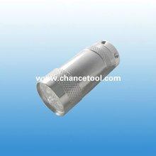 9 LED Low Power Aluminum alloy led flashlight LTF023