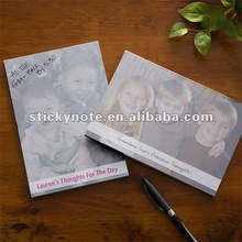 2012 customized stationery item notepad for promotion