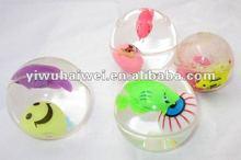 flashing water bouncing ball
