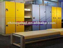 LIJIE waterproof phenolic removable locker