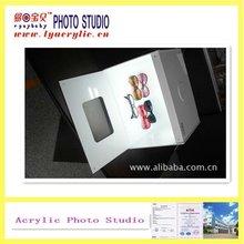 Acrylic photo studio ,The newest designed photo studio in 2012