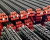 API5L X65 thin wall oil&gas carbon seamless steel pipe DN250