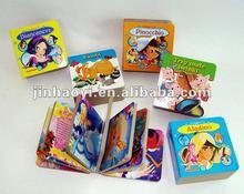 2012 best Comic mini book printing company