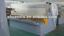 QC12K-12x2500 CNC Metal Cutting Machine (Hydraulic Swing Beam)