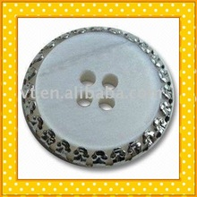 2012 top selling resin button for garment wholesale
