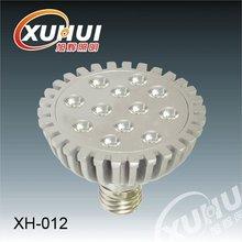 New products 2012! XH-012 12W E26/E27 LED PAR30 led spot light