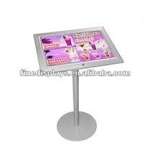 Freestanding Lockable poster frames menu cases (DS-A-245)