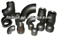 Carbon steel pipe fitting dimension