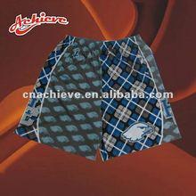men's lacrosse wear 100% polyester/shorts