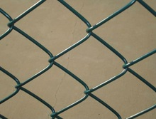 powder coated chain link fence (Factory An Ping)