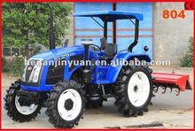 80hp 4wd Tractor 804 con arado