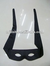 halloween custom superhero Zorro eye mask MPM-239