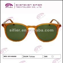 Wholesale Plastic Sunglass For Modern Ladies