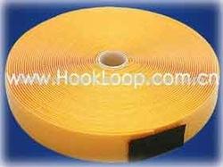 Hook loop velcro tape