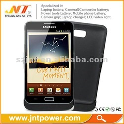 External Backup Battery Charger Case For Samsung Galaxy Note i9220 N7000