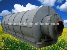 2012 NEW DESIGN HIGH QUALITY used waste tire oil refine machine