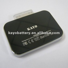 Mini rechargeable battery for iPhone 4S/4, with 750mAh 5.5V
