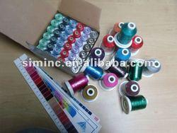 Marathon thread color Polyester Rayon