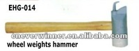 wheel weight tool EHG014 hammer