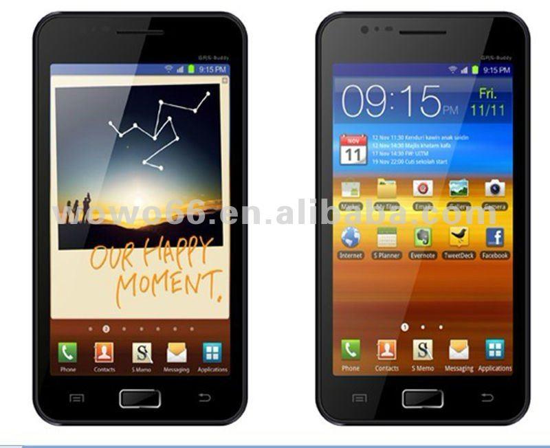 2011 Newest cheap dual sim touch screen Giá điện thoại đua nhau tuột dốc