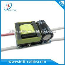 2012 good price 1*3w 4*1w 3*1W LED adjustable 12v power supply