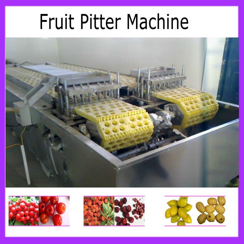 cherry pitting machine