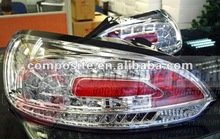 VOLKSWAGEN 08-11 SCIROCCO LED REAR LAMPS TAIL LIGHTS (Brand new, no MOQ,In stock, Free shipping)